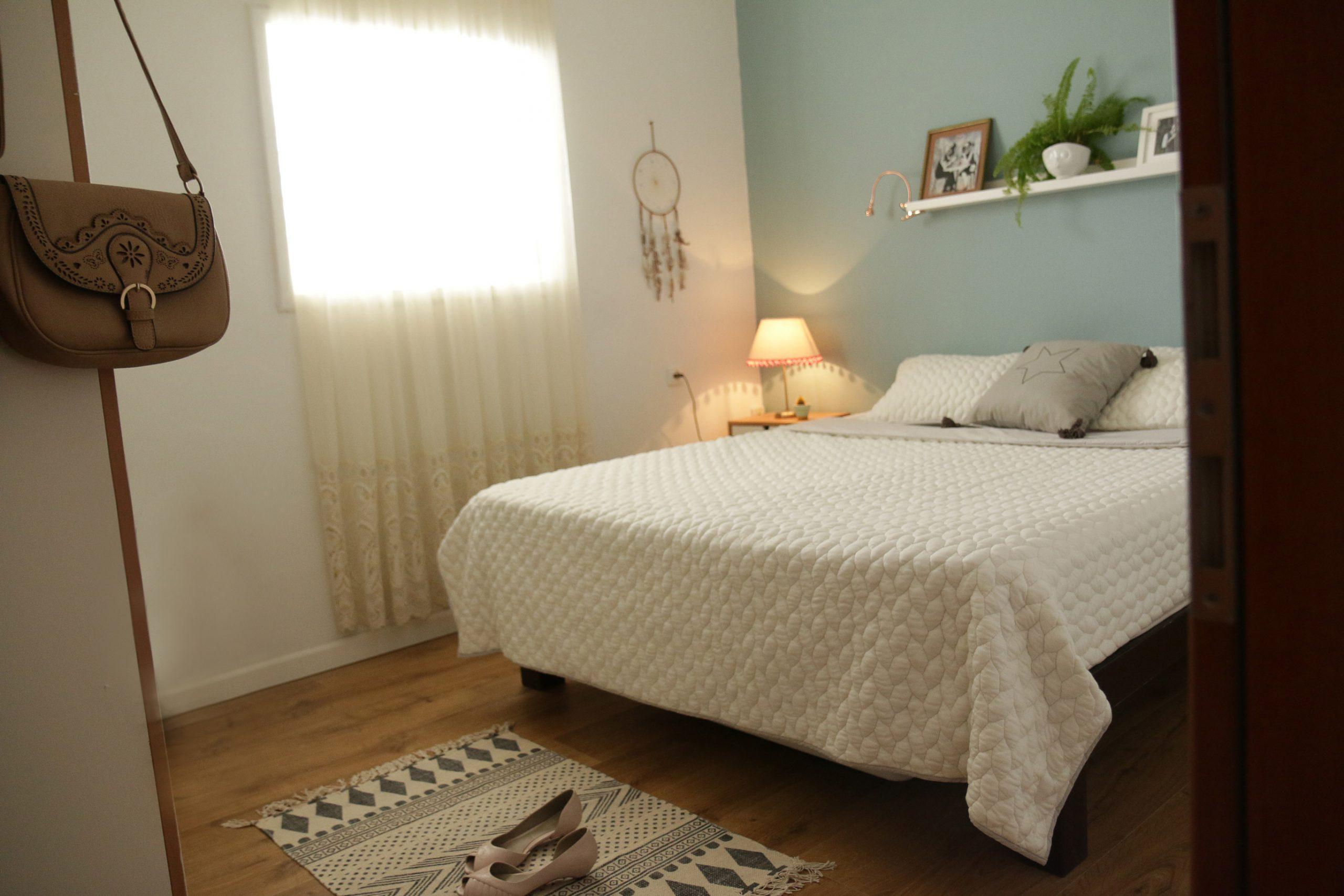 הום סטיילינג - עיצוב חדר שינה