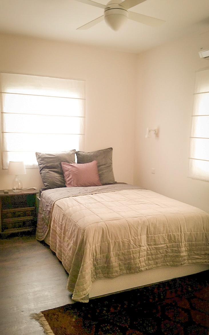 הום סטיילינג- עיצוב חדר שינה